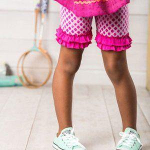Matilda Jane Skipping Stones Shorties Shorts Sz 4